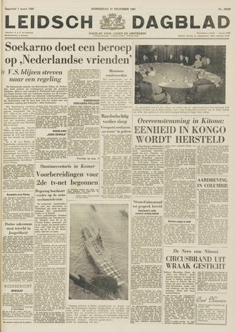 Leidsch Dagblad 1961-12-21