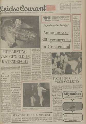 Leidse Courant 1973-08-20