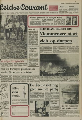 Leidse Courant 1975-08-13