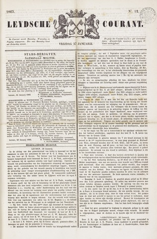 Leydse Courant 1865-01-27