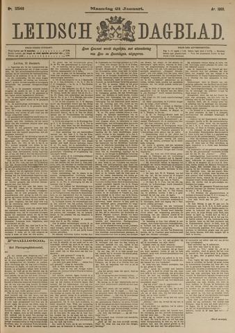 Leidsch Dagblad 1901-01-21