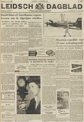 Leidsch Dagblad 1959-11-07