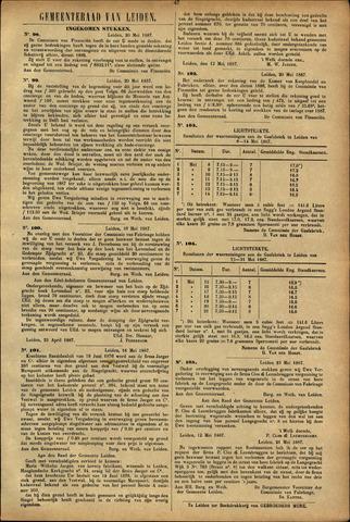 Handelingen van de Raad 1887-05-20