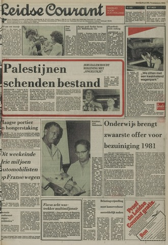 Leidse Courant 1981-07-25