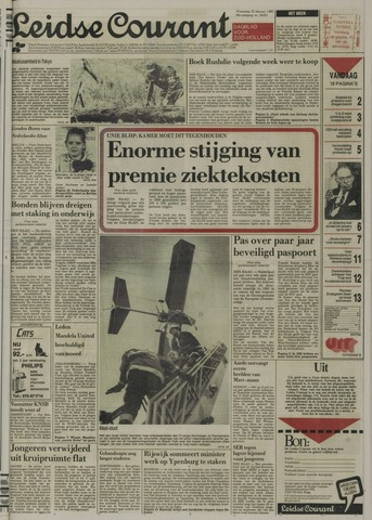 Leidse Courant 1989-02-22