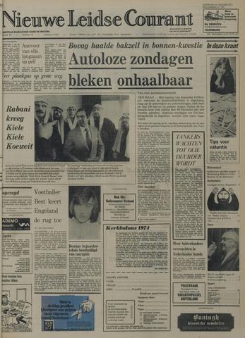 Nieuwe Leidsche Courant 1974-01-26