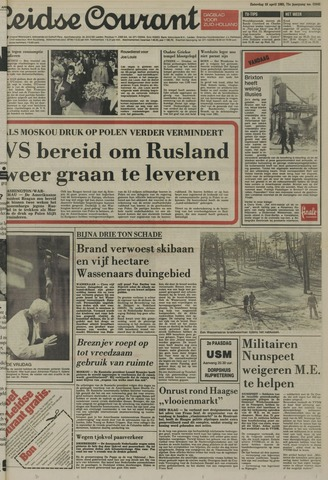 Leidse Courant 1981-04-18