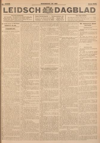 Leidsch Dagblad 1926-05-26