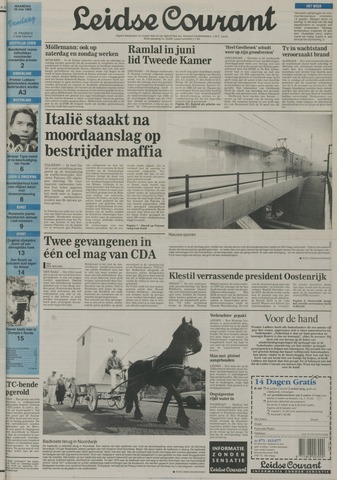 Leidse Courant 1992-05-25
