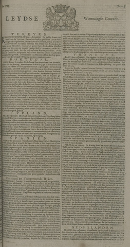 Leydse Courant 1725-01-31