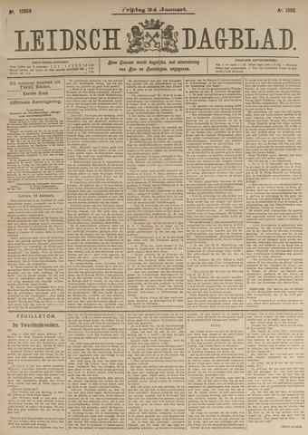 Leidsch Dagblad 1902-01-24