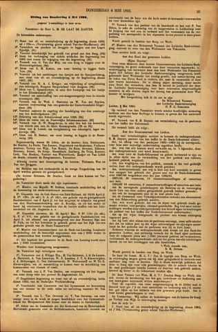 Handelingen van de Raad 1893-05-04