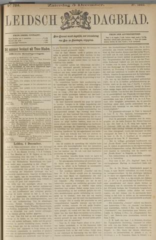 Leidsch Dagblad 1885-12-05