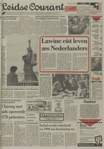 Leidse Courant 1988-04-02