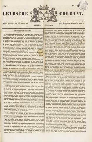 Leydse Courant 1862-10-17