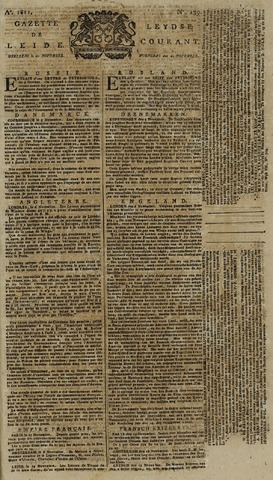 Leydse Courant 1811-11-20
