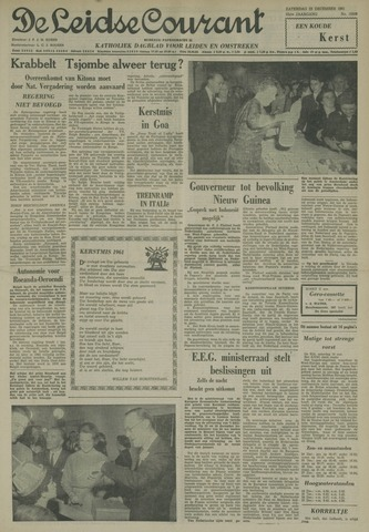 Leidse Courant 1961-12-23