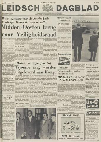 Leidsch Dagblad 1967-07-22