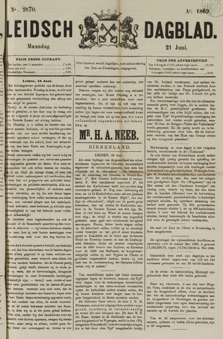 Leidsch Dagblad 1869-06-21