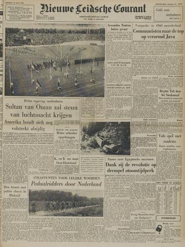 Nieuwe Leidsche Courant 1957-07-23