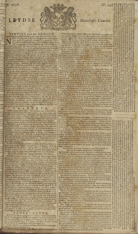 Leydse Courant 1756-12-06