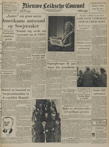 Nieuwe Leidsche Courant 1957-08-31