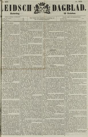 Leidsch Dagblad 1870-10-15