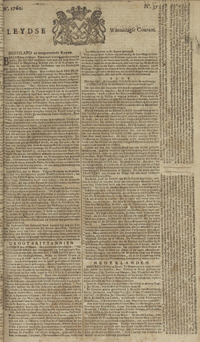 Leydse Courant 1760-03-26