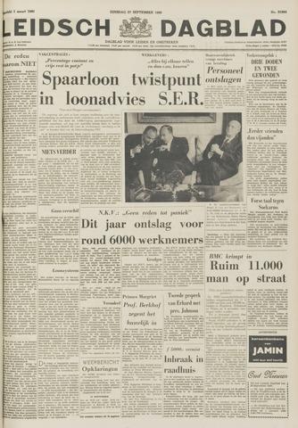 Leidsch Dagblad 1966-09-27