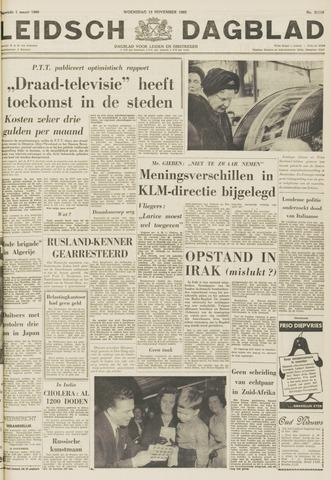 Leidsch Dagblad 1963-11-13
