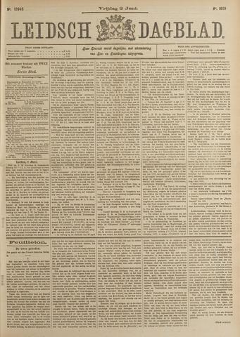Leidsch Dagblad 1899-06-02