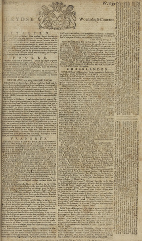 Leydse Courant 1765-11-20