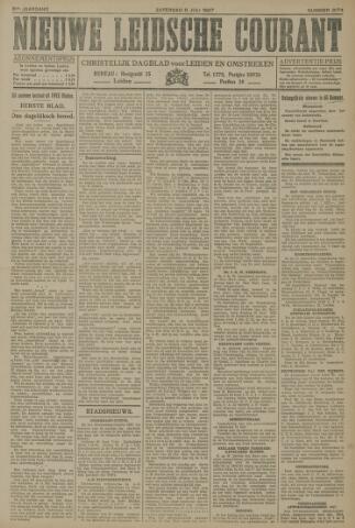 Nieuwe Leidsche Courant 1927-07-09