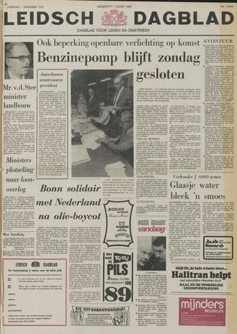 Leidsch Dagblad 1973-11-01