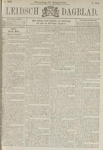 Leidsch Dagblad 1892-08-16