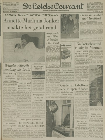 Leidse Courant 1965-12-27
