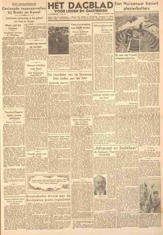 Dagblad voor Leiden en Omstreken 1944-03-25