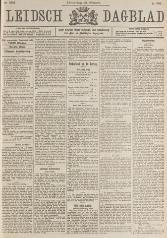 Leidsch Dagblad 1916-03-21