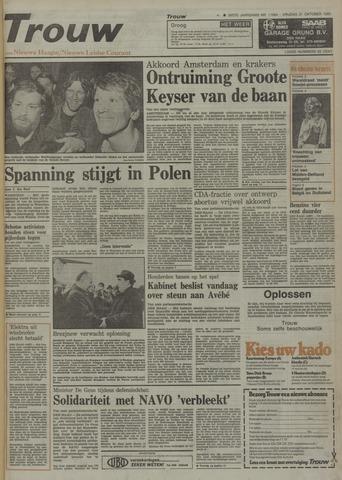 Nieuwe Leidsche Courant 1980-10-31