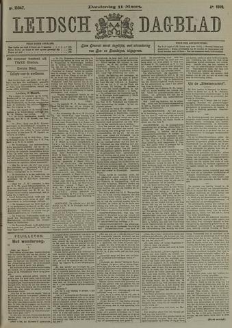 Leidsch Dagblad 1909-03-11