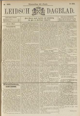 Leidsch Dagblad 1893-06-19