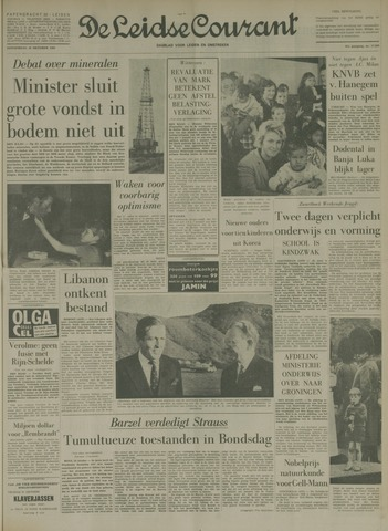 Leidse Courant 1969-10-30