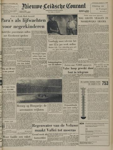 Nieuwe Leidsche Courant 1957-09-26
