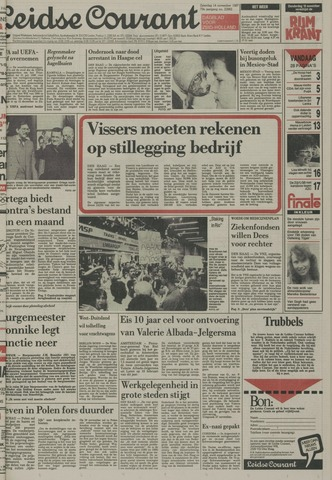 Leidse Courant 1987-11-14