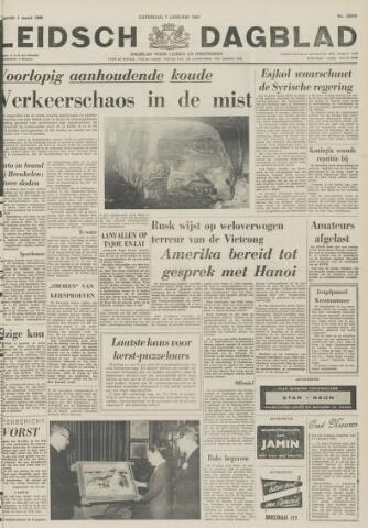 Leidsch Dagblad 1967-01-07