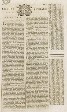 Leydse Courant 1814-05-27