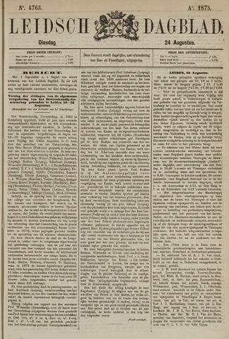 Leidsch Dagblad 1875-08-24