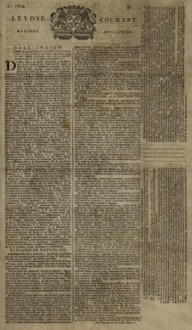 Leydse Courant 1804