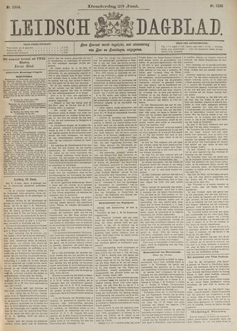 Leidsch Dagblad 1896-06-25