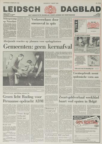 Leidsch Dagblad 1985-02-09